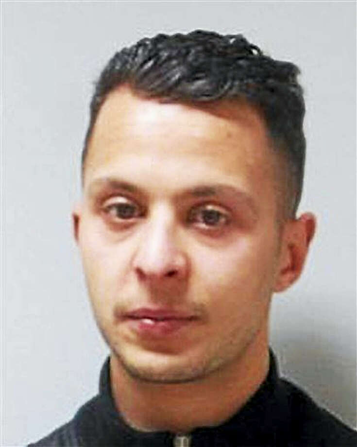 This undated file photo provided by the Belgian Federal Police shows 26-year old Salah Abdeslam, who is wanted by police in connection with recent terror attacks in Paris. Belgian prosecutors said Friday March 18, 2016, that fingerprints of Paris attacks fugitive Salah Abdeslam found in Brussels apartment that was raided earlier this week. Photo: Belgian Federal Police Via AP  / Belgian Federal Police