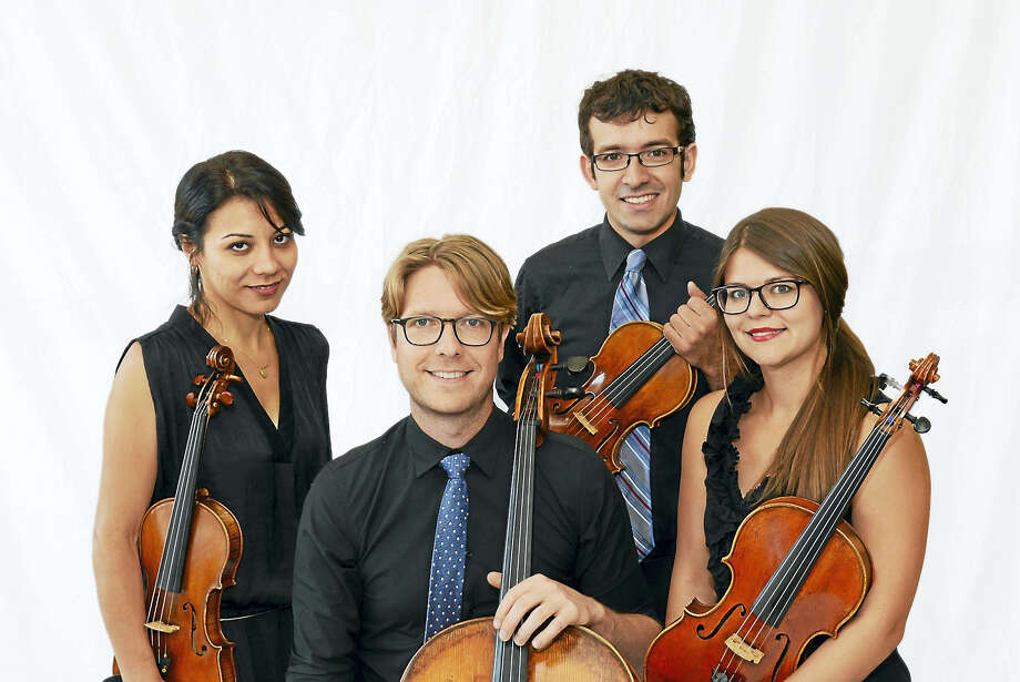 The Haven String Quartet Photo: Contributed