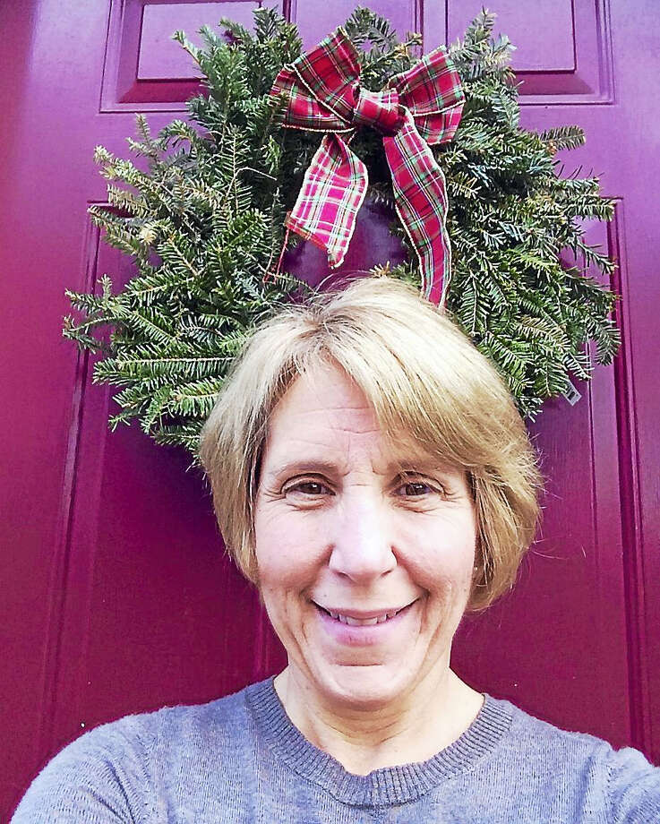 Sherri Potter is the good Samaritan who is working to raise money so Mama, 70, of Old Saybrook, has her own place. Photo: Contributed Photo