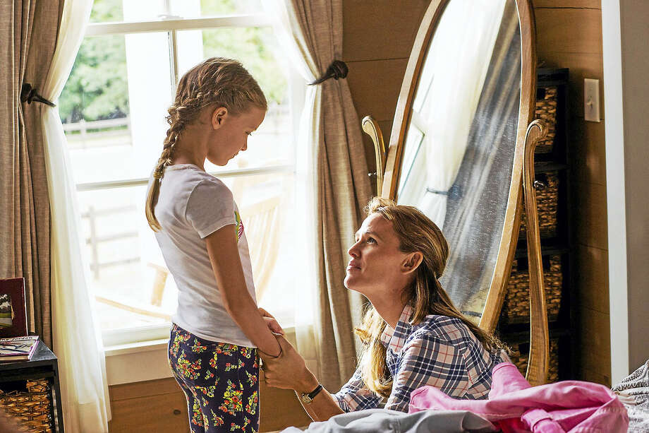 "Christy (Jennifer Garner) assures Anna (Kylie Rogers) that everything will be alright in ""Miracles From Heaven."" Photo: Photo Courtesy Of Chuck Zlotnick — Columbia Pictures/Sony Pictures Entertainment  / ©2016 CTMG. All Rights Reserved"
