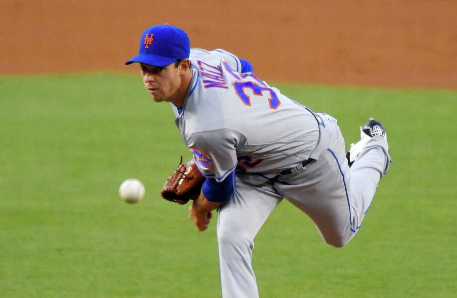 Mets starting pitcher Steven Matz is slated to rejoin the rotation on Friday. Photo: Mark J. Terrill — The Associated Press  / Copyright 2016 The Associated Press. All rights reserved. This material may not be published, broadcast, rewritten or redistribu