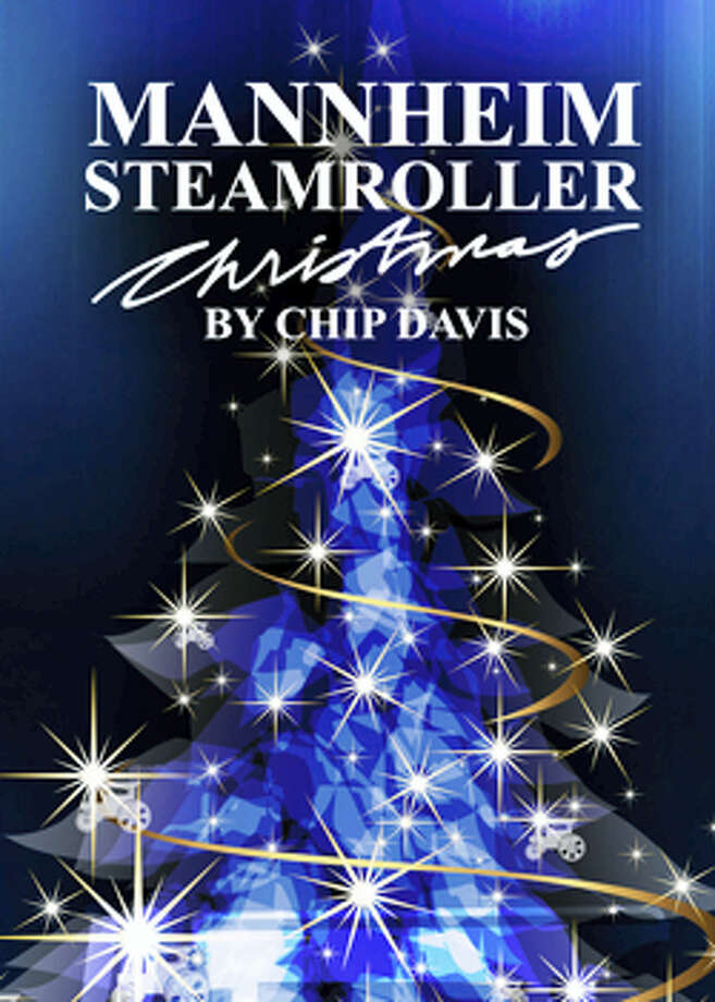 Contributed photo The Palace Theater's holiday show lineup includes Mannheim Steamroller Christmas by Chip Davis. Photo: Digital First Media