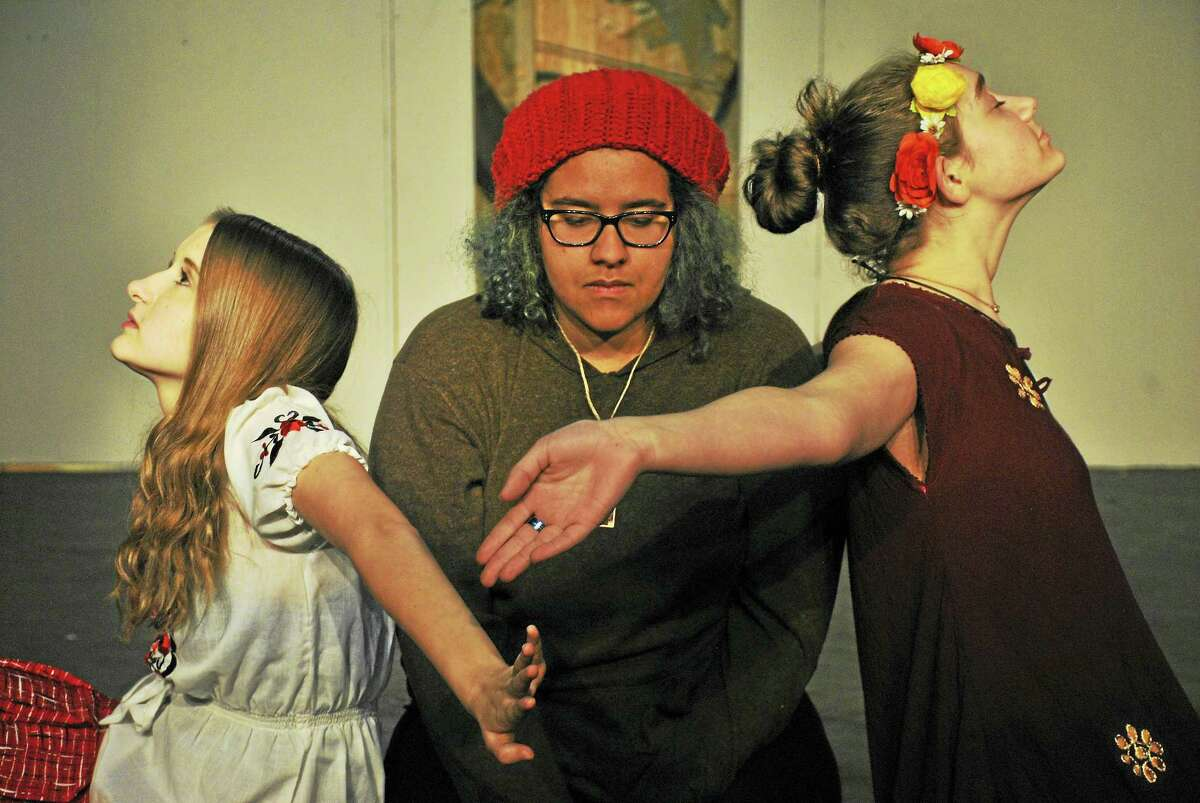 Contributed photosEpoch Arts students will present an original play, In her Shoes, March 25-26.