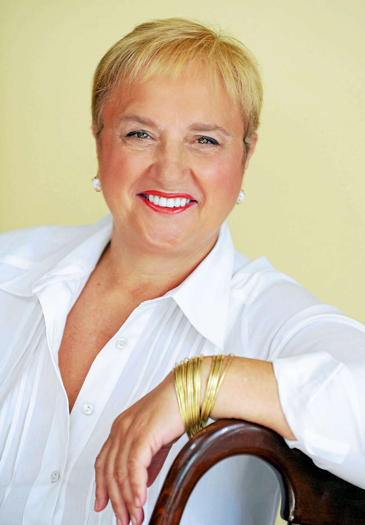 Photo by Diana DeLuciaLidia Bastianich, the Italian cook who found fame on PBS, will share her knowledge and culture with her audience at the Palace Theater Jan. 27.