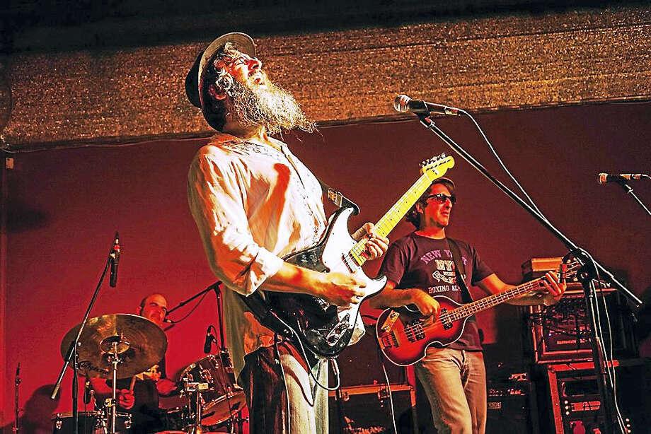 Madison's Lazer Lloyd will play Black-Eyed Sally's in Hartford on Sunday. Photo: Photo Courtesy Of Haim Ravia  / Haim Ravia