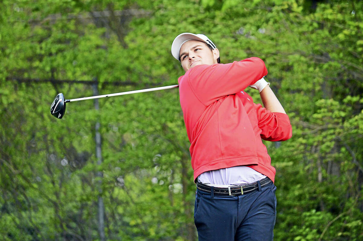 Blake Morris of Waterbury shot even-par 70 to earn medalist laurels at Monday's U.S. Open local qualifier at New Haven Country Club.