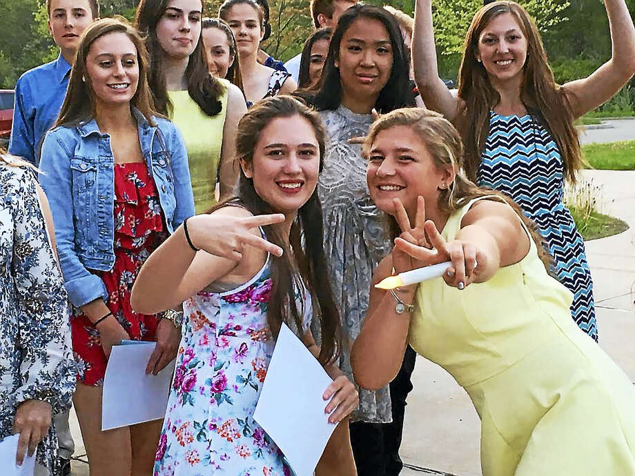 There are 29 new inductees from Middletown High School in the National Honor Society. Photo: Contributed Photo