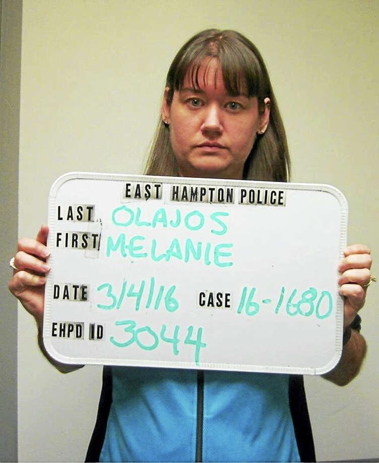 Melanie Olajos Photo: Courtesy East Hampton Police