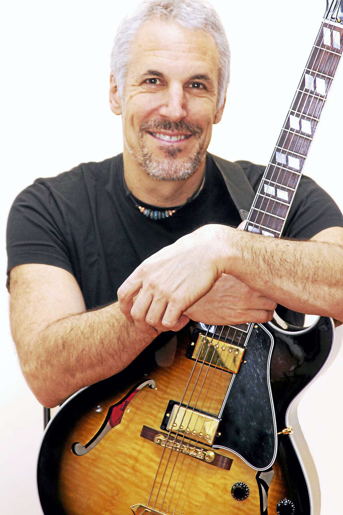 Jeff Pevar performs at Infinity Hall in Hartford Nov. 23.