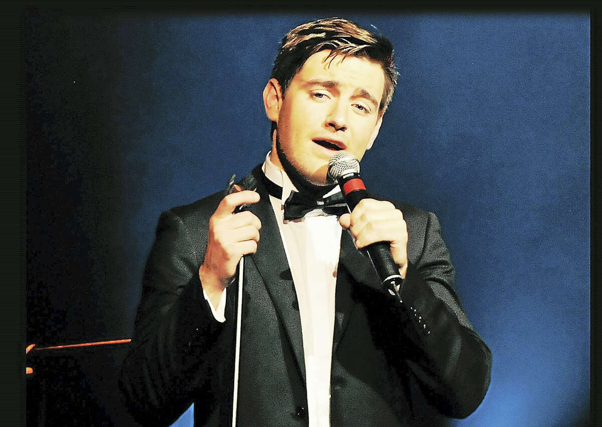 Emmet Cahill will perform Saturday night in East Haven.
