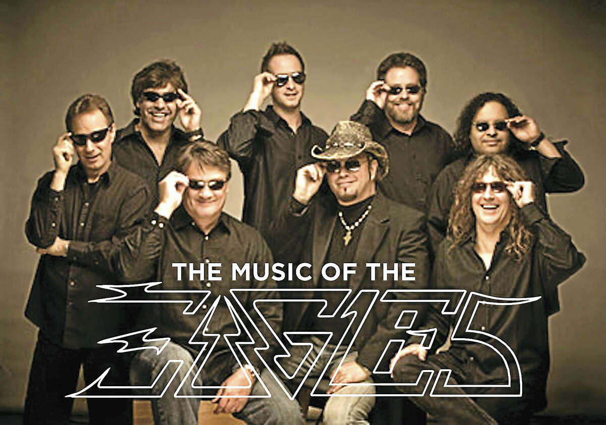 """Some of the musicans who will play in the Hartford Symphony's pops program """"The Music of the Eagles."""""""