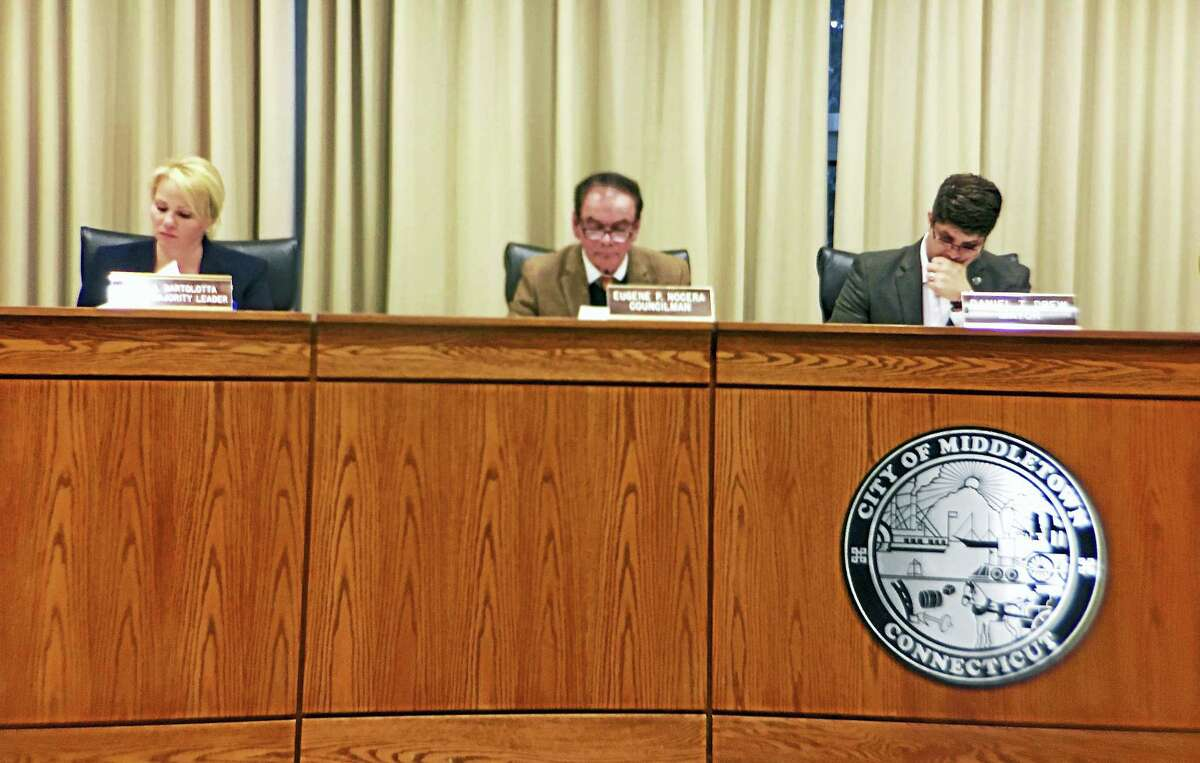 The Middletown Common Council met Friday night for a public hearing and voted to approve the $152.8 million budget for 2017.