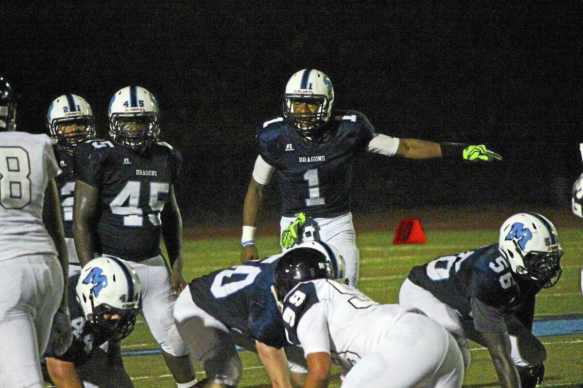 Photo by William MolskiMiddletown defeated Wethersfield Friday night to improve to 2-0.