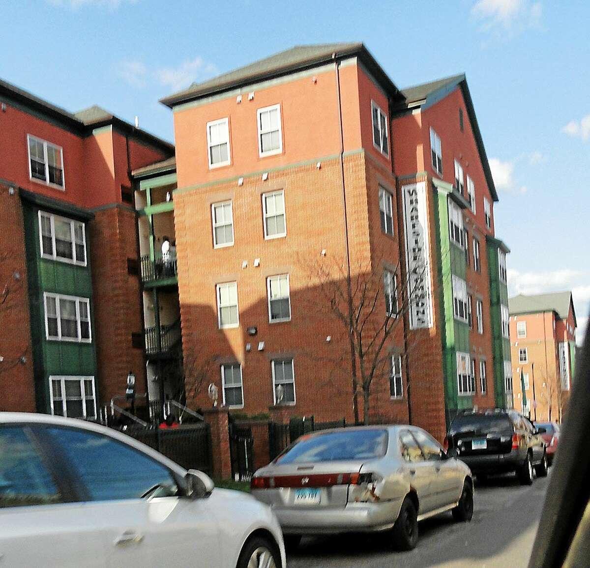 Wharfside Commons in Middletown
