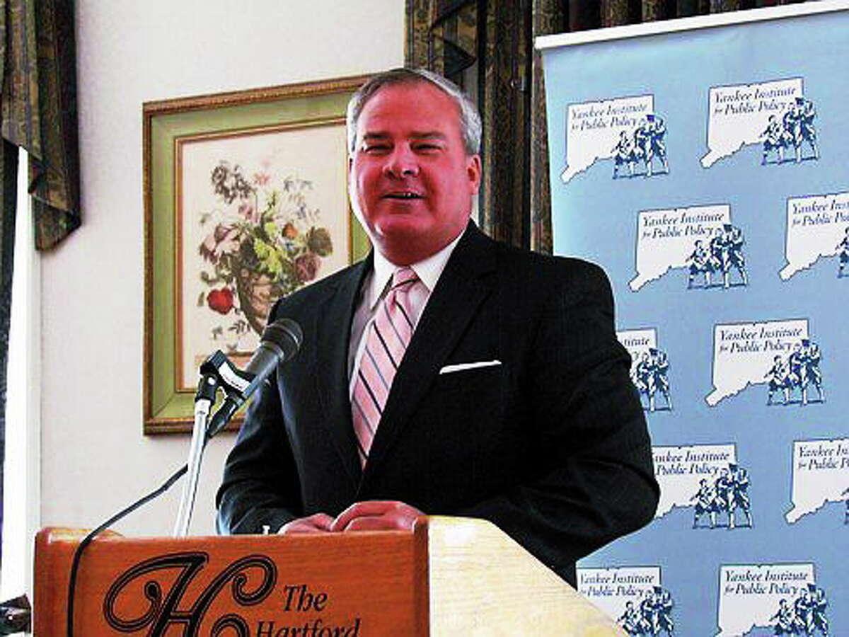 Former Connecticut Gov. John Rowland/file photo
