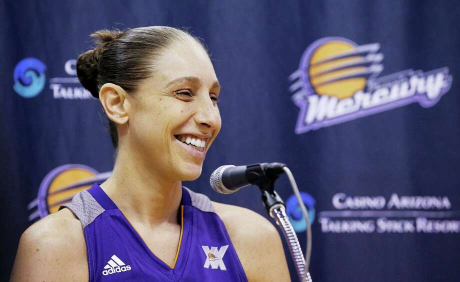 Diana Taurasi is back for the Phoenix Mercury after sitting out last year to rest. Photo: The Associated Press File Photo  / Copyright 2016 The Associated Press. All rights reserved. This material may not be published, broadcast, rewritten or redistribu