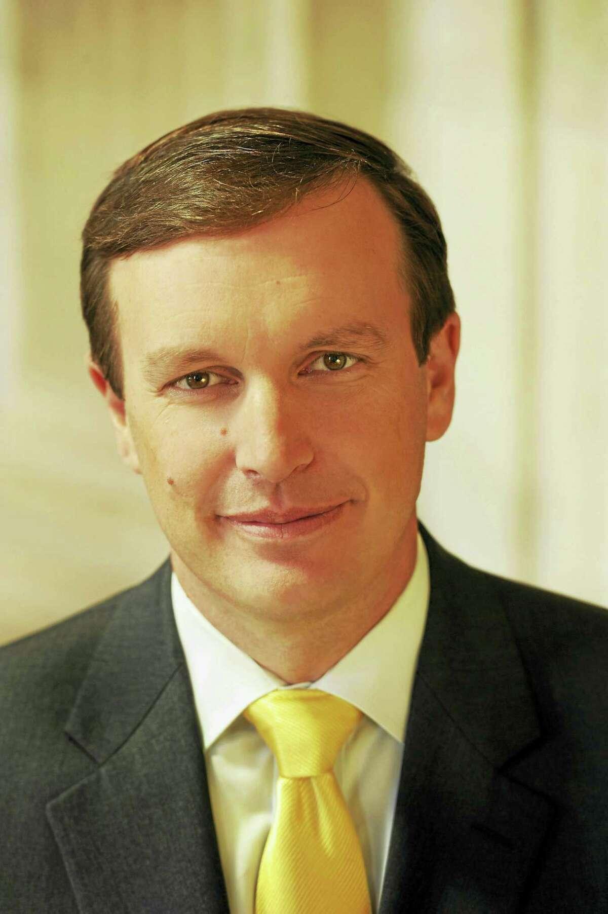 (Contributed photo) U.S. Sen. Chris Murphy, D-Conn.