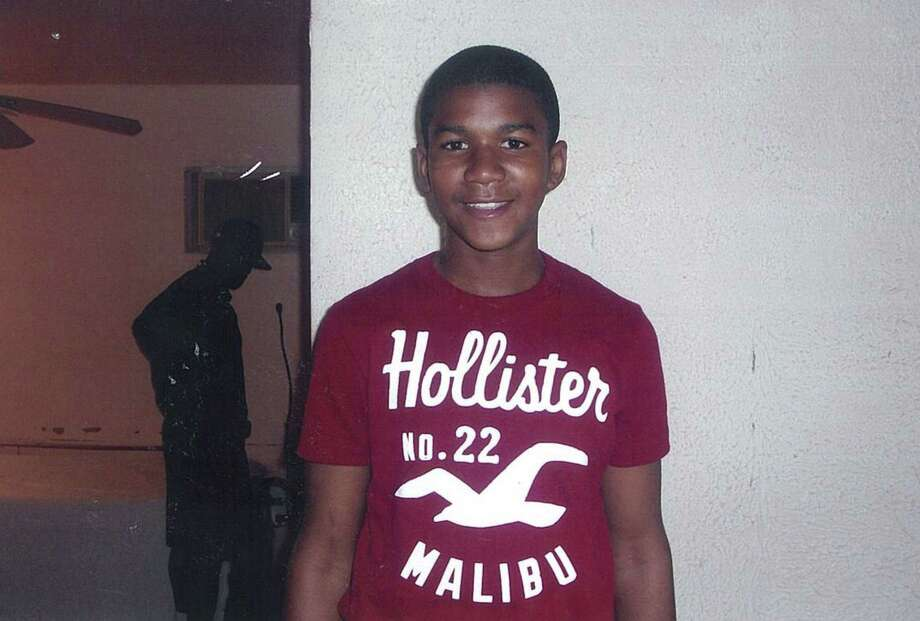 In this undated family photo, Trayvon Martin poses for a family photo. Photo: AP Photo/HO, Martin Family Photos  / Martin Family Photos