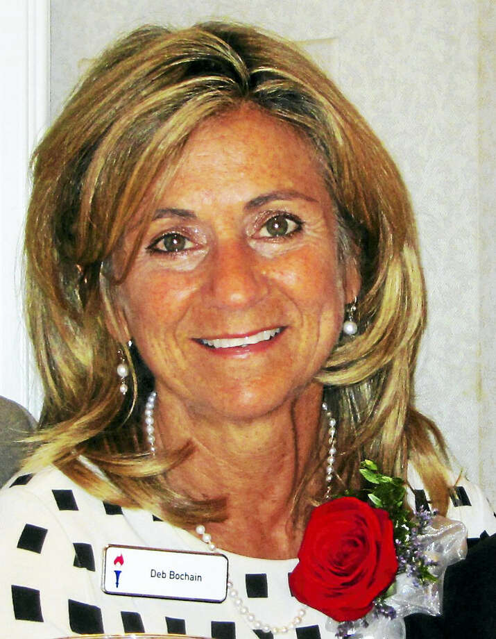 Deb Bochain will be honored with Middlesex United Way's highest honor, the Community Service Award, Jan. 28 at the organization's annual meeting. Photo: Courtesy Photo