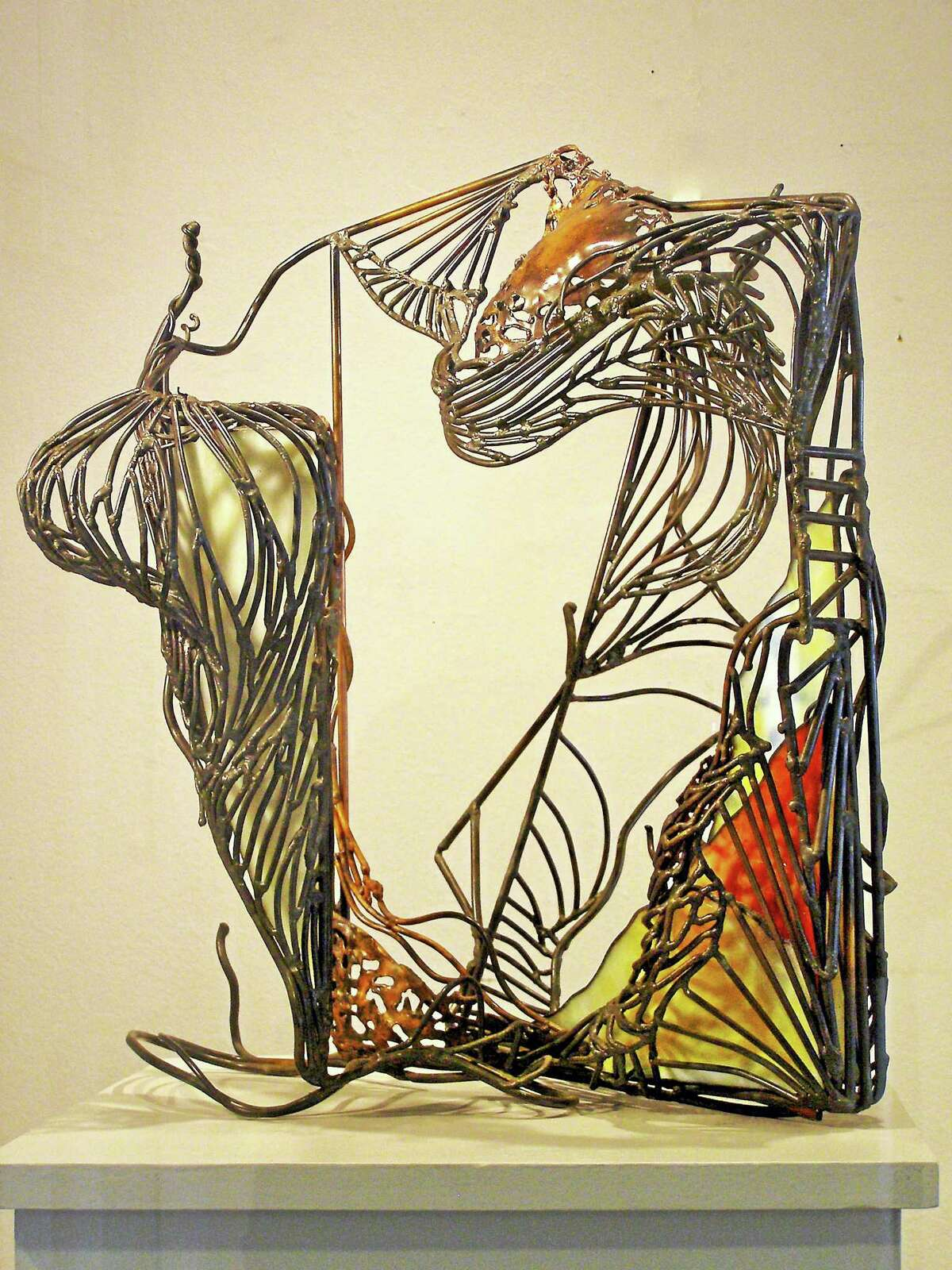 """The Book, Lightscape"" by Diane Platt."