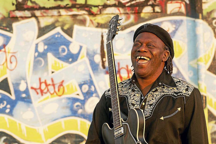Blues musician Joe Louis Walker will perform Sunday at Cafe Nine. Photo: Photo Courtesy Of Michael Weintrob  / MICHAEL WEINTROB