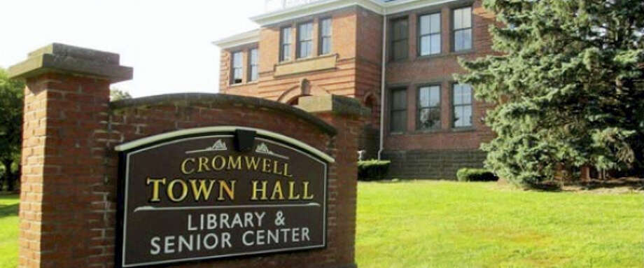 Cromwell Town Hall Photo: Courtesy Town Of Cromwell