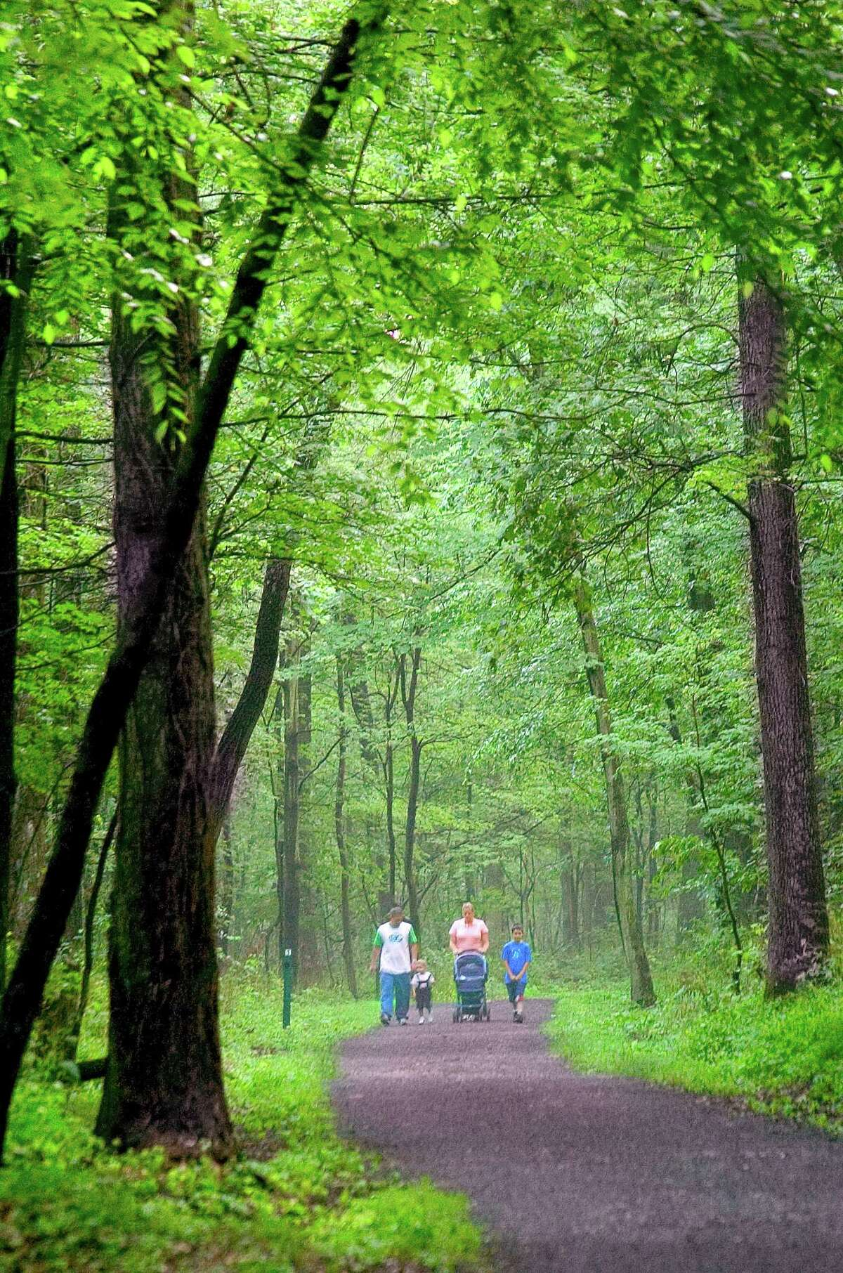 The North End Action Team hiking club, whose members have hiked extensively in Connecticut and New England, have two events coming up for children and families in Middletown.