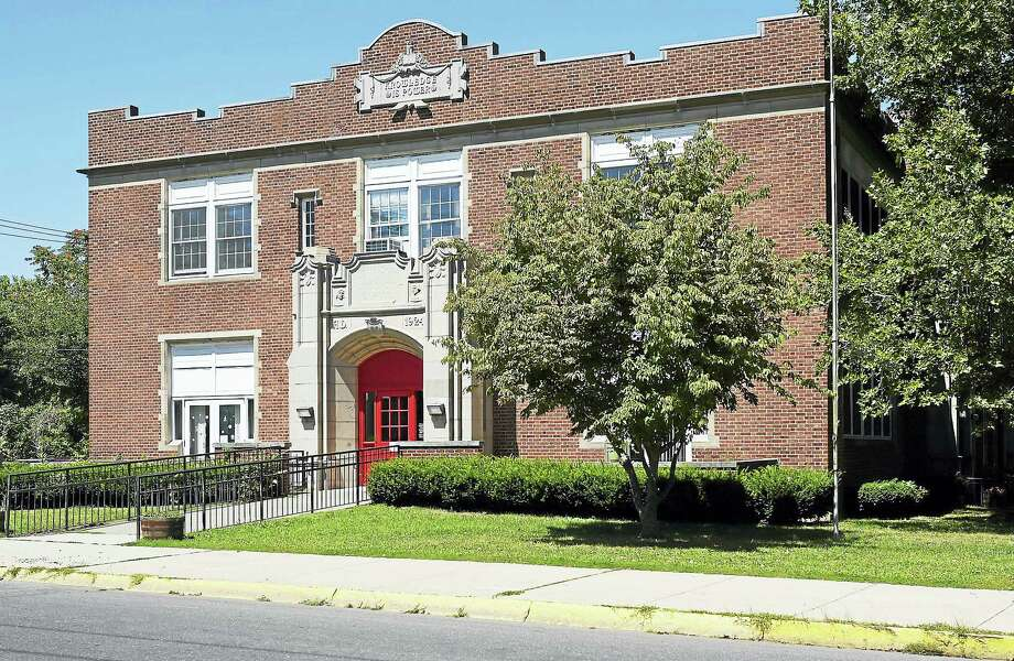 Macdonough Elementary School in Middletown is being considered for closure by the Board of Education. Children would be distributed among Spencer, Moody and Lawrence. Photo: File Photo  / The Middletown Press