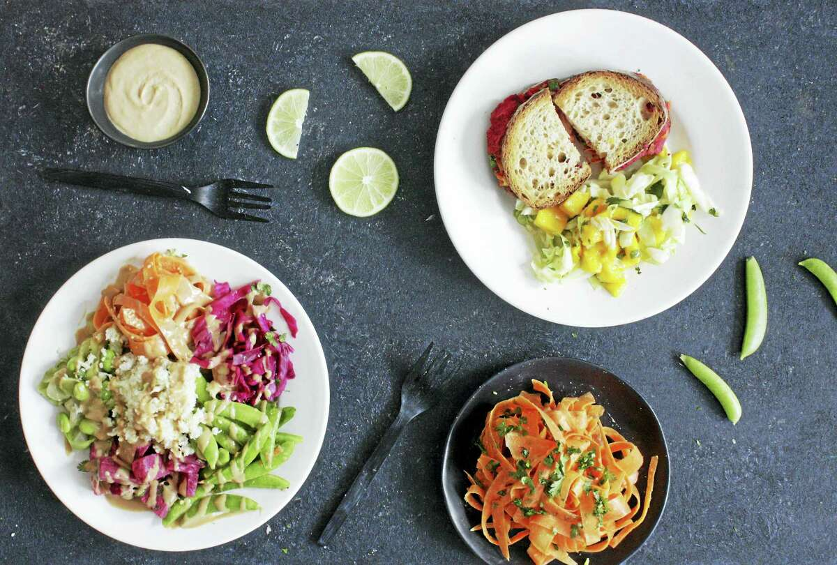 ION Restaurant in Middletown offers this recipe for refreshing tahini dressing, which can be used to enliven sandwiches, wraps, salads and vegetable plates.