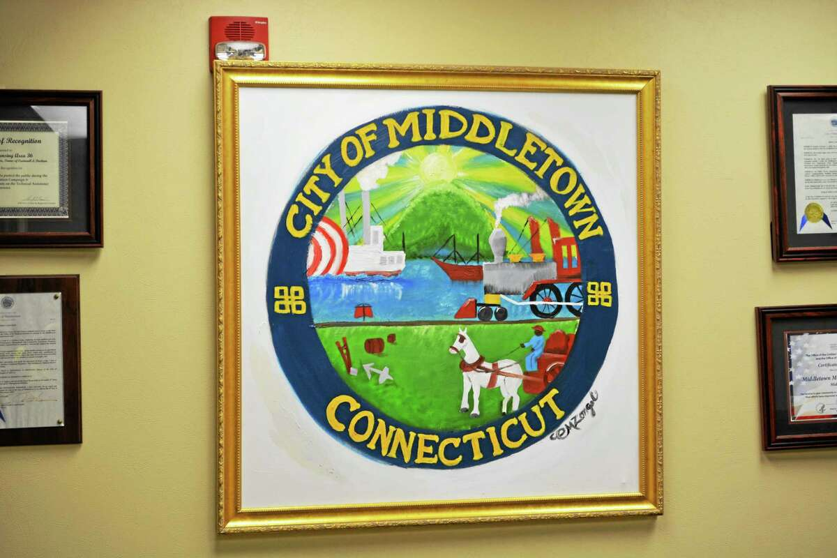 Cassandra Day - The Middletown Press The city of Middletown town seal
