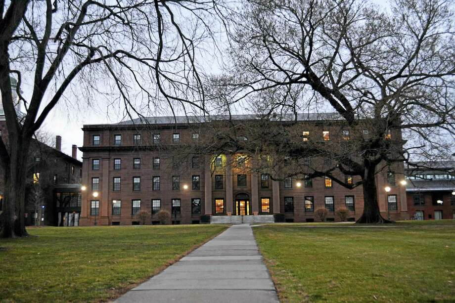 Wesleyan University campus in Middletown Photo: File Photo