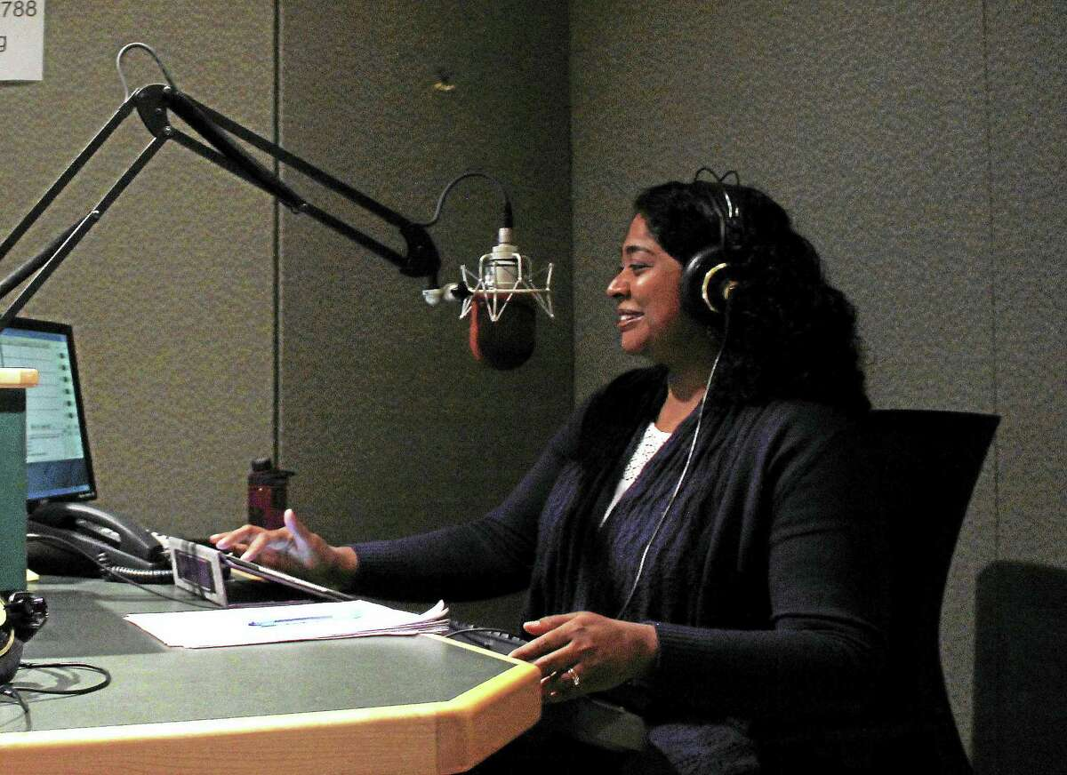 """Middletown resident and WNPR reporter Lucy Nalpathanchil recently was named the new host of the popular radio talk show """"Where We Live"""" starting May 16."""