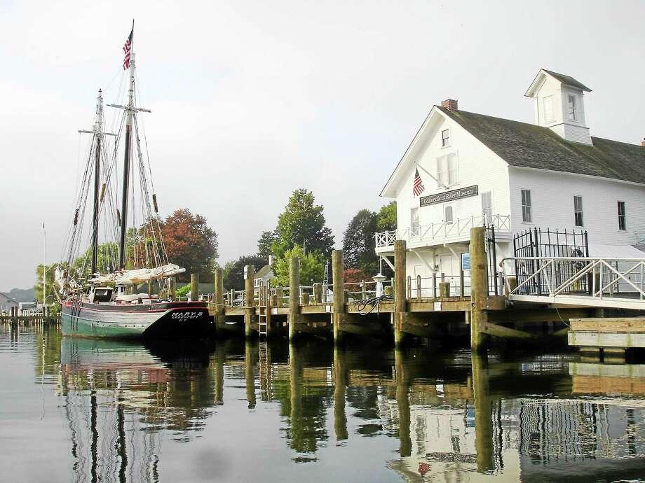 Connecticut River Museum in Essex Photo: Courtesy Photo
