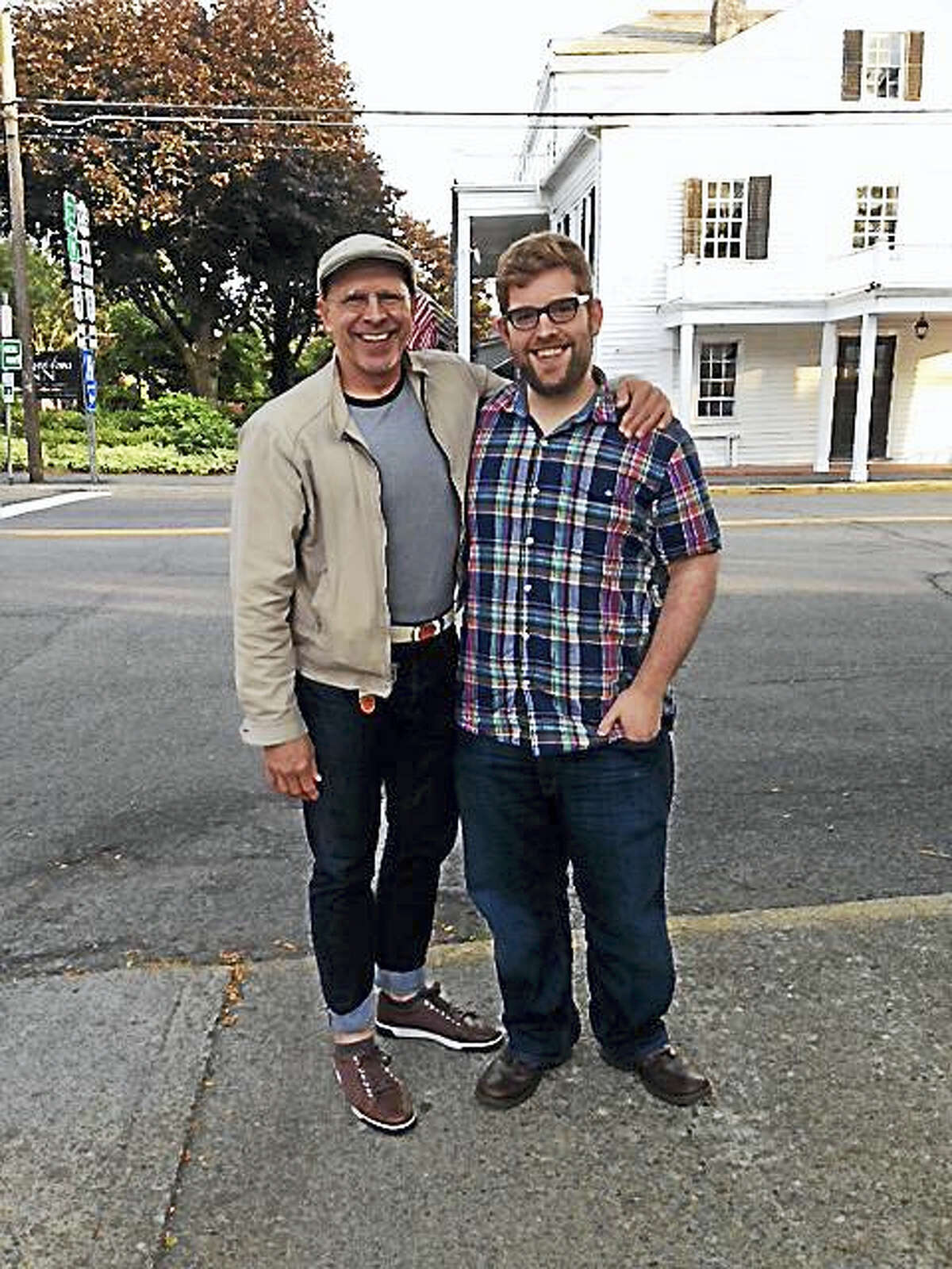 """Contributed photoWriting partners John Dietrich and Will Buck are heading to the Goodspeed's fesival with their play, """"Once Anne."""""""