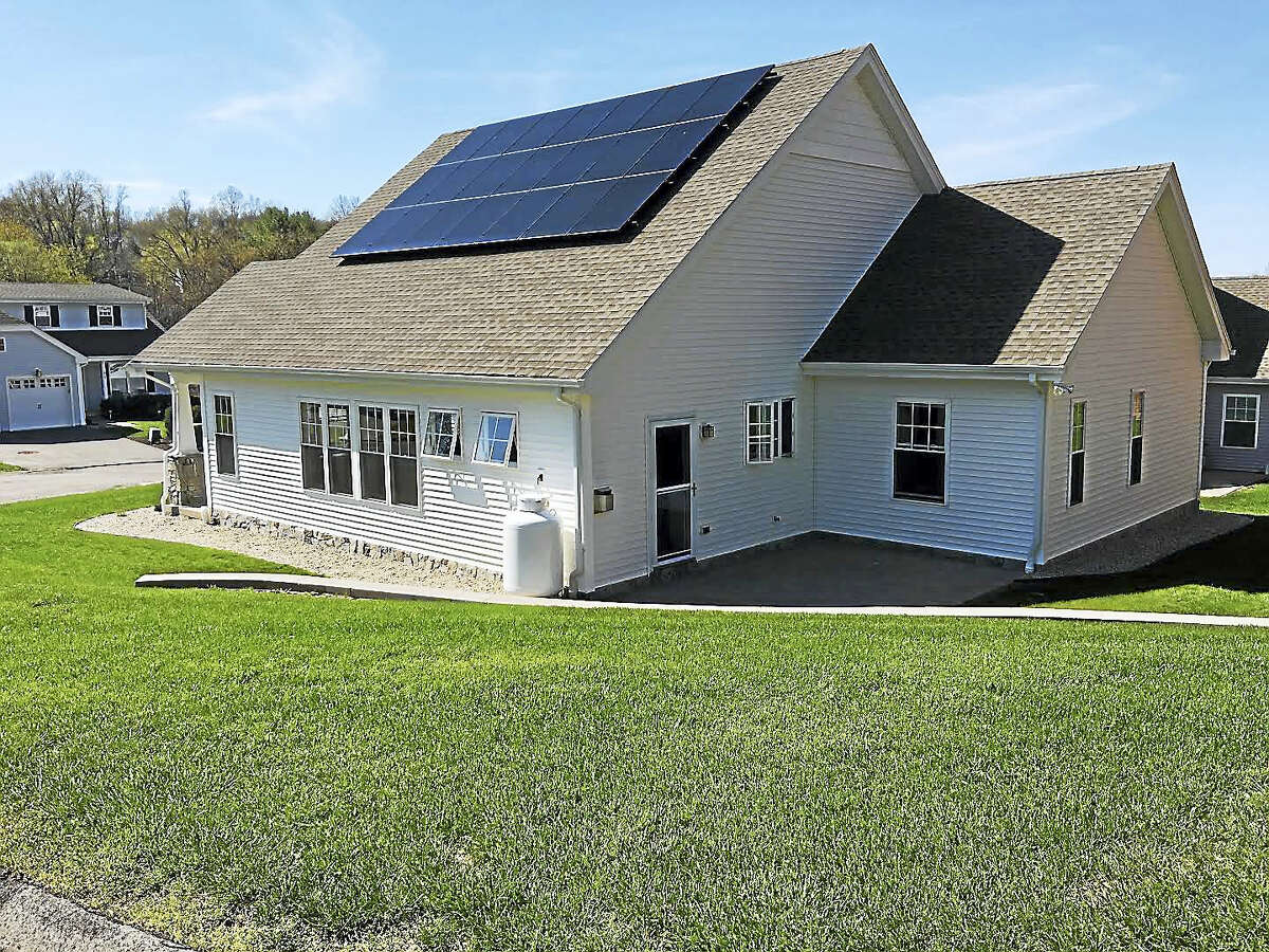 Solar power was a goal for resident Dave Goldner before he purchased this city home two years ago.