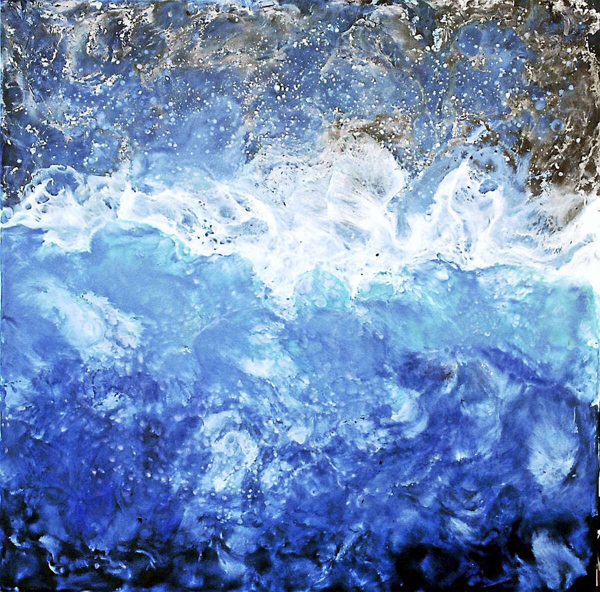 Contributed photoGray Jacobik's 'The Indecisive Sea.