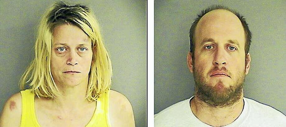 Arlene and Richard Poole Photo: Courtesy Middletown Police