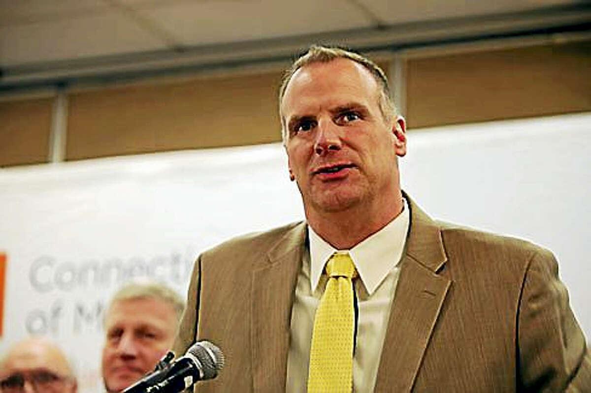 Joe DeLong, executive director of CCM