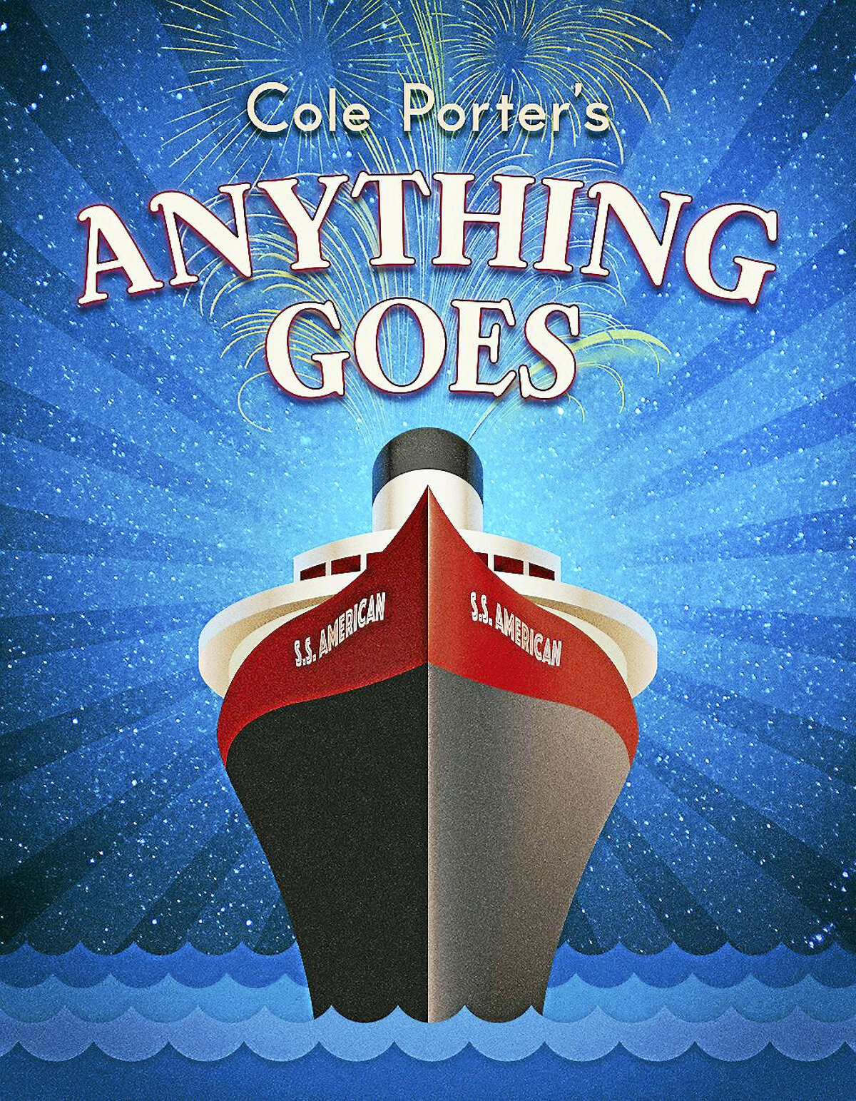 """Contributed photoGoodspeed Musicals presents """"Anything Goes"""" at the Goodspeed in East Haddam. The show opens in April."""