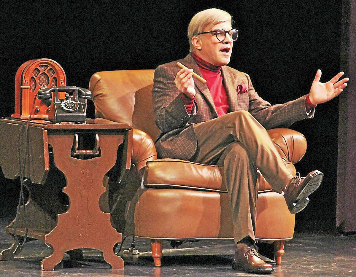 """Contributed photoAlan Safier will play the role of George Burns, in Rupert Holmes' engaging play """"Say Goodnight Gracie"""" at Nelson Hall at Elim Park, Cheshire March 10-13."""