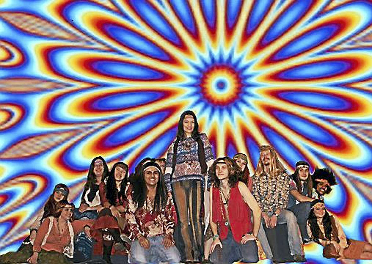 """Contributed photoPhoenix Theater Company stages the musical """"Hair"""" in New Britain."""