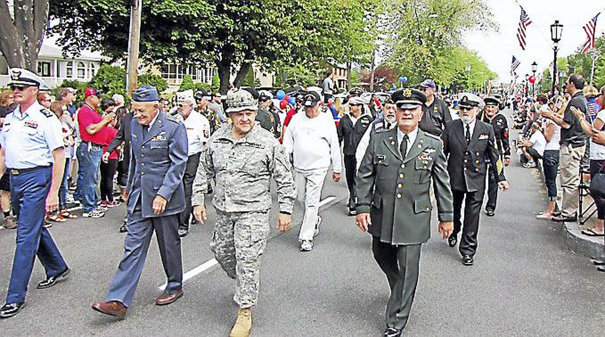 Bill True, Old Saybrook Fire Vets are invited to march in this year's Memorial Day Parade in Old Saybrook.