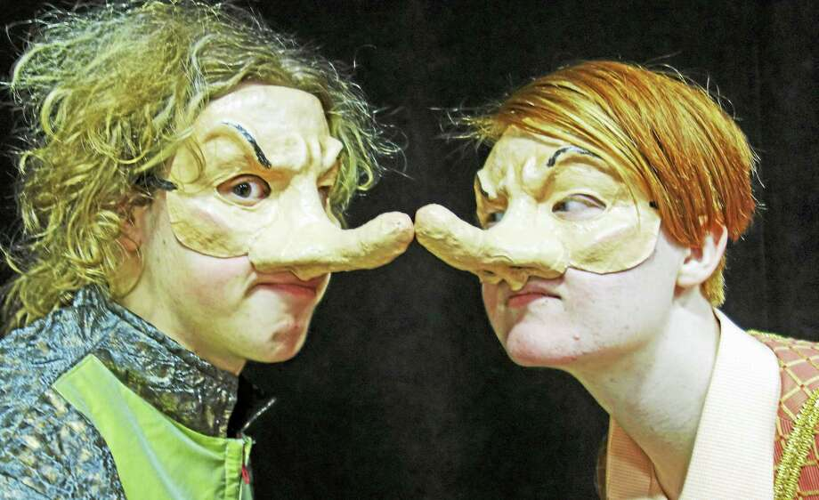 Contributed photosOddfellows Playhouse presents Shakespeare's Comedy of Errors, opening March 10 in Middletown. Photo: Journal Register Co.