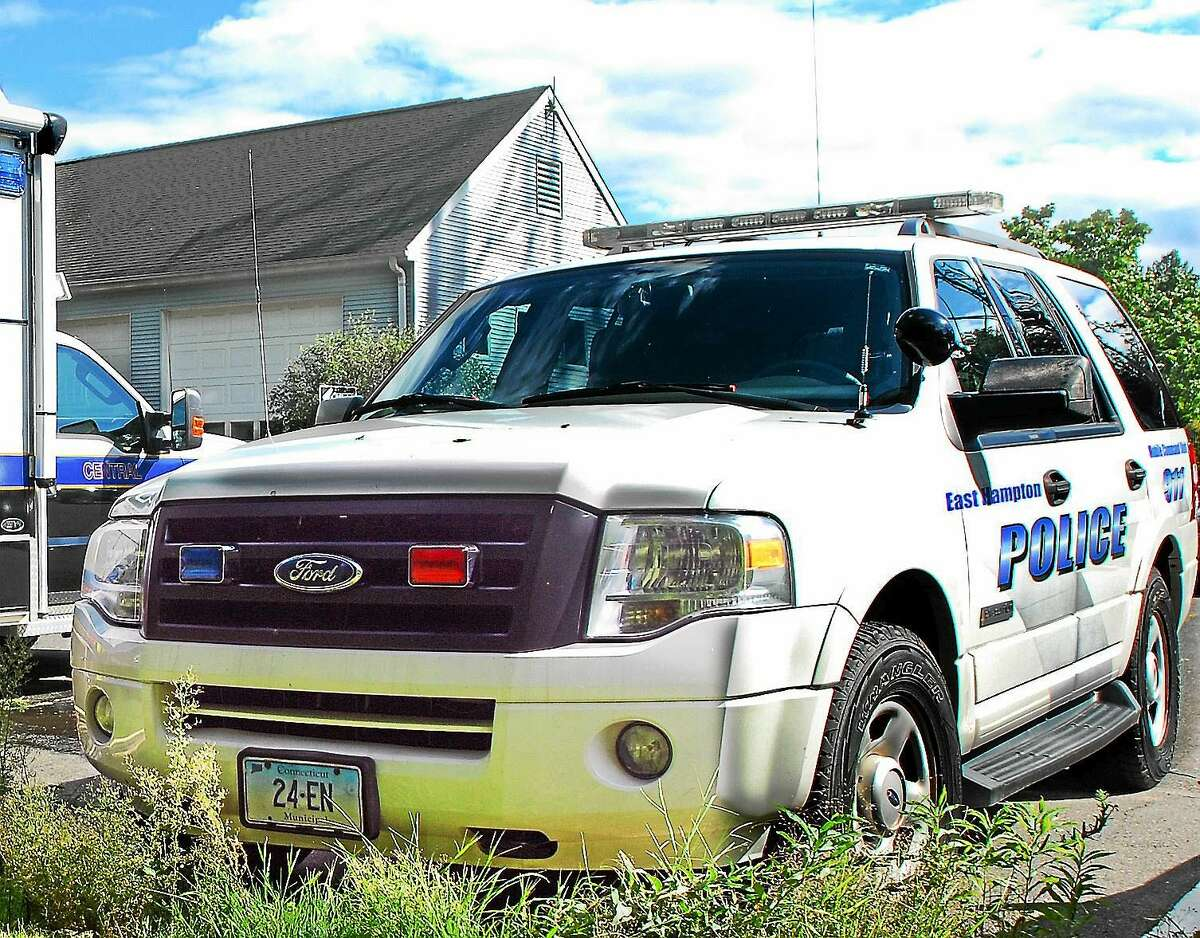Catherine Avalone - The Middletown Press East Hampton police