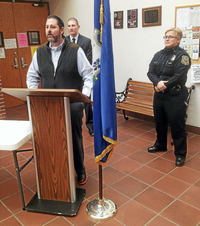 Cromwell's newest officer chooses to serve on small-town force - The