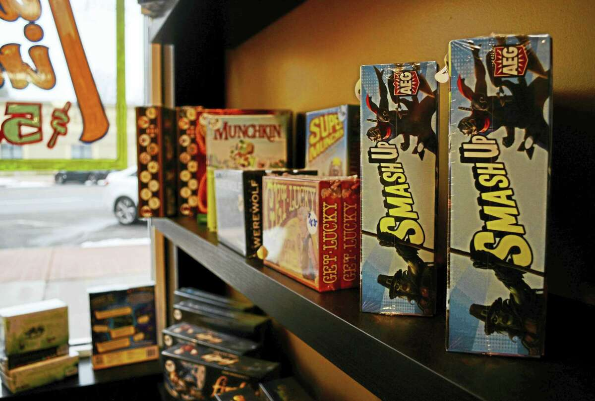 Located at 514 Main St., the space offers a choice of between 400 and 500 board games.