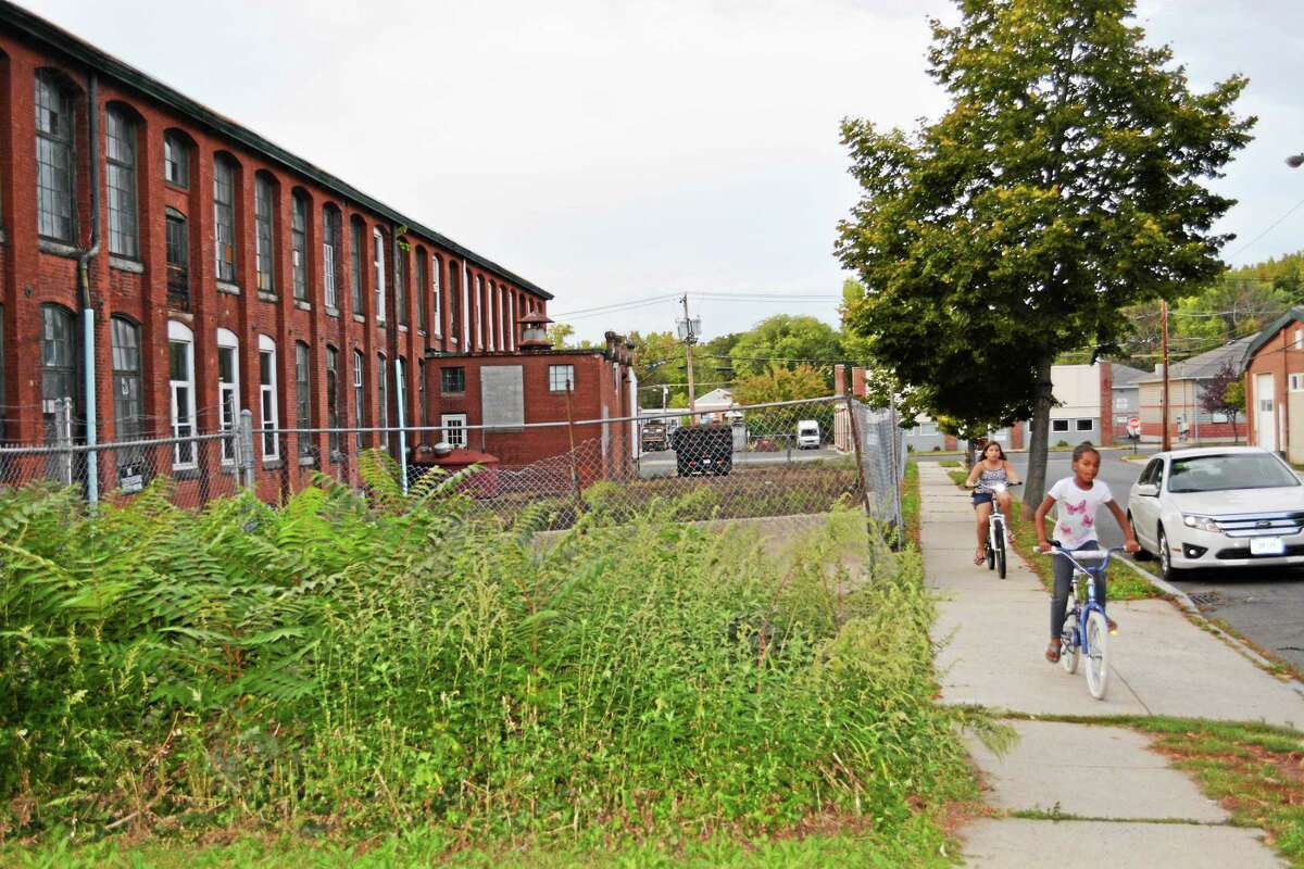 The state has granted $825,000 to help clean up a former brownfields site on Stack Street in Middletown.