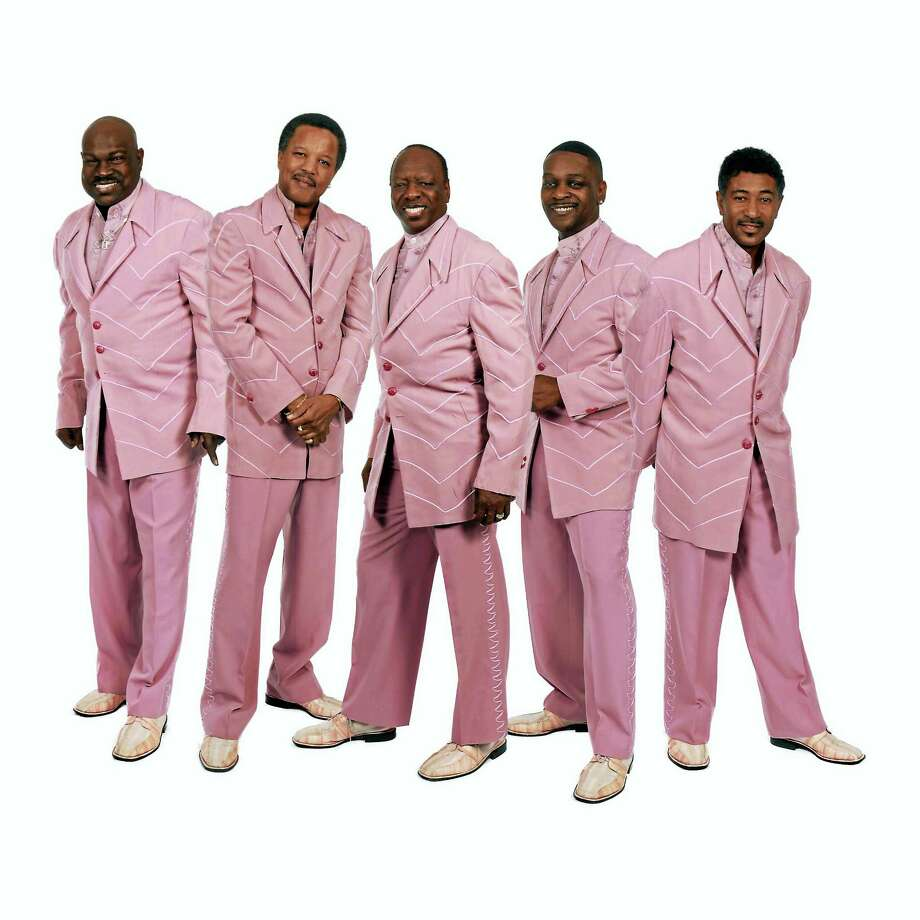 The Spinners, five-time Grammy winners, will be headlining at the East Haven Festival. Photo: Contributed