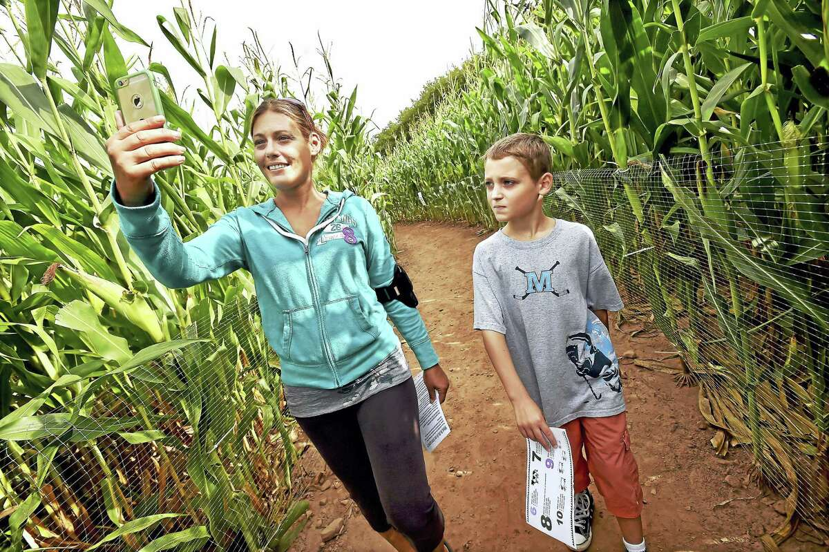 The 17th year of the corn maze at Lyman Orchards features the historic Lyman Orchards' homestead in celebration of the farm's 275th anniversary. The eighth annual fundraiser for St. Jude Children's Research Hospital is this weekend.