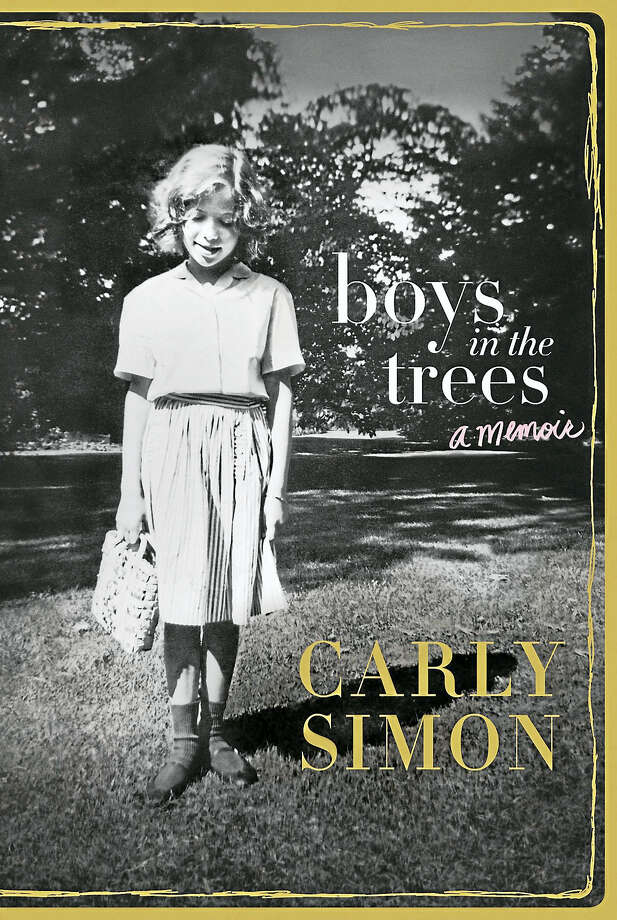 "CONTRIBUTED PHOTOCARLY SIMON IN MADISONSinger-songwriter Carly Simon talks about her memoir ""Boys in the Trees"" at 4 p.m. Nov. 13 at the First Congregational Church  of Madison, 26 Meetinghouse Lane, on the Green. The event is a benefit for the nonprofit Read to Grow and will include a book-signing. Each $65 ticket includes a paperback copy of her memoir; $50 of the cost is a tax-deductible donation. Reservations are required; tickets will not be mailed. Go to www.readtogrow.org/carly, www.readtogrow.org, 203-488-6800  or events@readtogrow.org. Read to Grow is an early children literacy program in Branford that serves the state. Photo: Digital First Media"